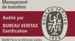 Garanties Bureau Veritas - Management de transition