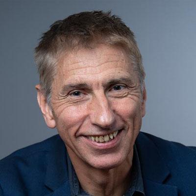 Eric Galdeano, président MCG Managers
